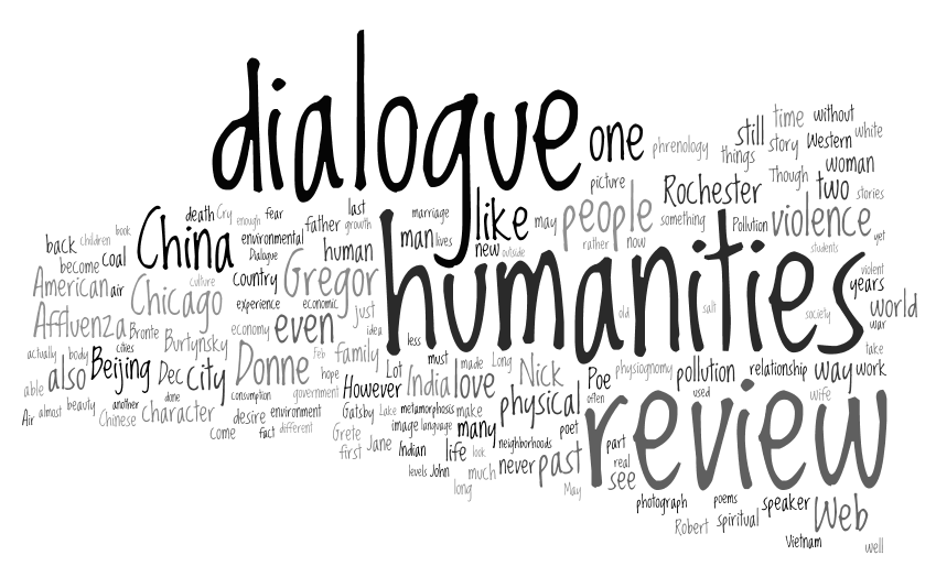 an analysis of the academic humanities In a humanities class, you might be asked to attempt the analysis of a poem, a performance or a play, a painting, a film or even a musical performance there is often a difference in feel between writing in the sciences and writing in the humanities.